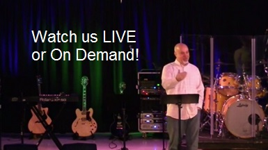 Watch services live or on demand!